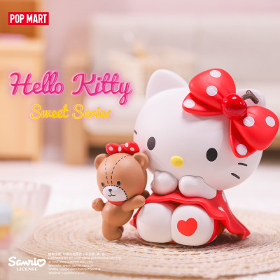 Hello Kitty Sweet figurine à collectionner