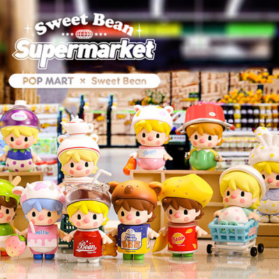 SWEET BEAN SUPERMARKET 12pcs (collection complète)