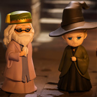 Figurines HARRY POTTER collection complète