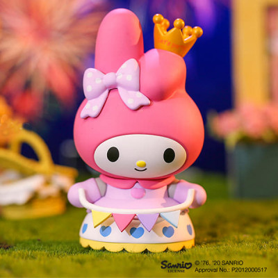 SANRIO PARTY figurine à collectionner