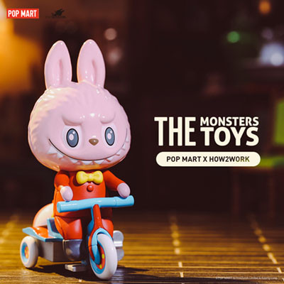Figurine THE MONSTER TOYS collection complète