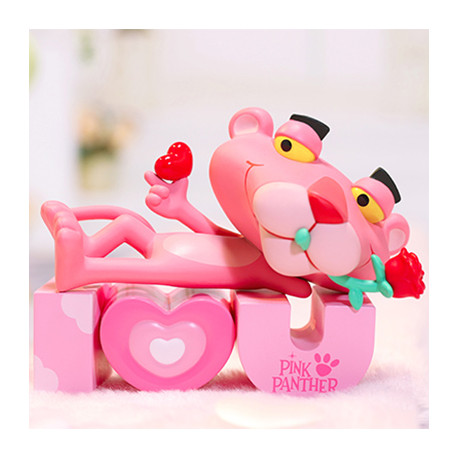 Figurine Pink Panther Love